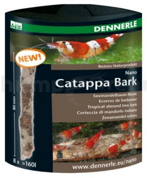 Dennerle Nano Catappa Bark, 8pcs