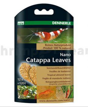 Dennerle Nano Catappa Leaves, 12unid.