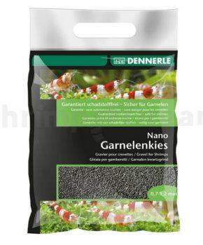 """Dennerle Nano Gravel """"Sulawesi Black"""", 2kg"""