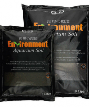 GlasGarten Environment Aquarium Soil