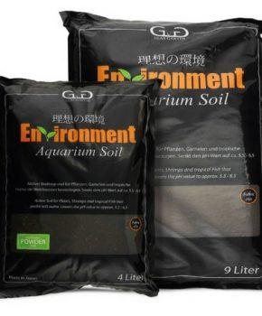 GlasGarten Environment Aquarium Soil Powder