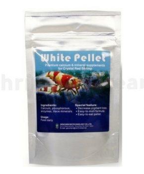 Genchem White Pellet, 50g