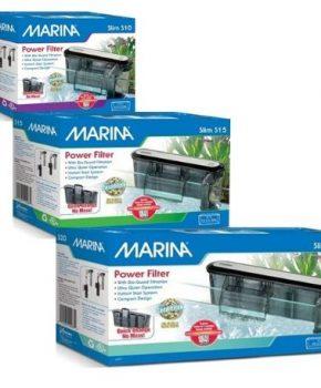 Marina Power Filter Slim - S10, S15, S20
