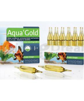 Prodibio Aqua'Gold, 12 ampolas
