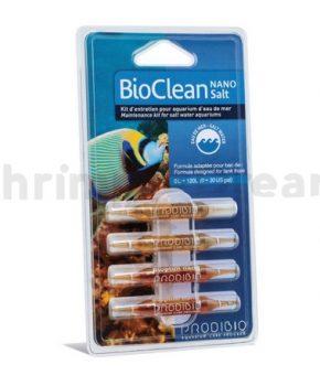 Prodibio Nano BioClean Salt, 4 ampolas