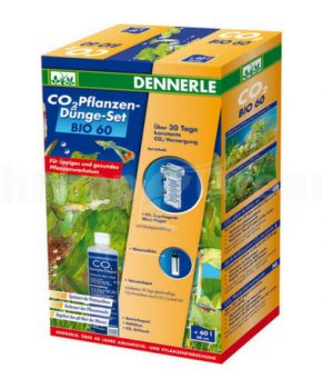 Dennerle Plant Fertilizer Set Bio 60