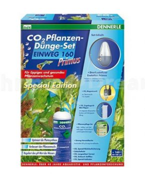 Dennerle CO2 Fertilizer Kit One way 160 Primus - Special Edition