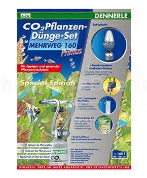 Dennerle CO2 Fertilizer Kit Reusable 160 Primus - Special Edition