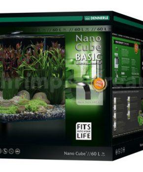 Dennerle Nano Cube Basic 60L + Nano Style LED L (8W)