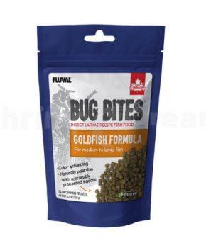 Fluval Bug Bites Goldfish Formula, 100g
