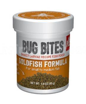 Fluval Bug Bites Goldfish Formula, 45g