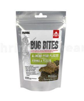 Fluval Bug Bites Pleco Formula, 130g