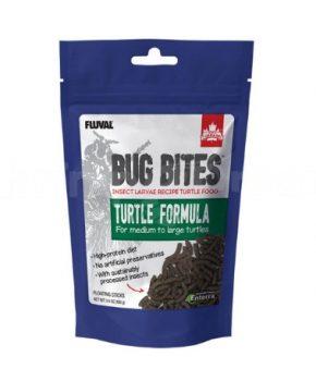 Fluval Bug Bites Turtle Food, 100g