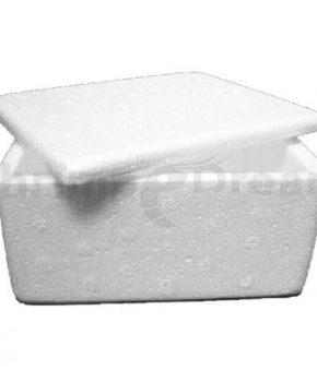 Caixa isopor 4
