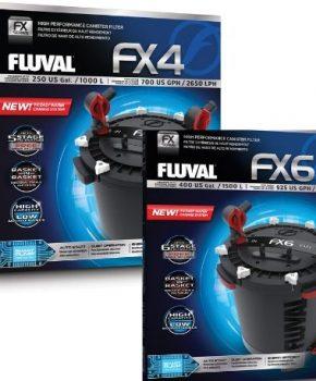 Fluval FX4, FX6