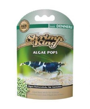 Shrimp King Algae Pops, 40g