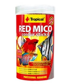 Tropical Red Mico Colours Sticks, 100ml