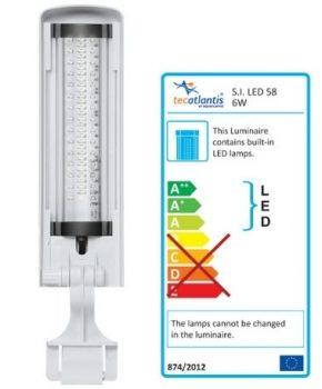 Terratlantis EASY LED TORTUM - UNIVERSAL MODEL
