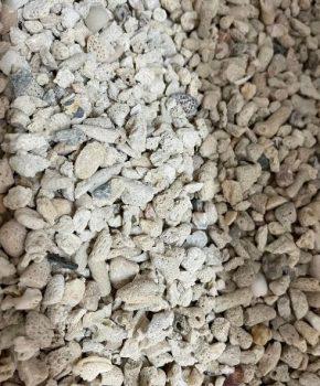 Areão de Coral 5-10mm, 1kg (avulso)