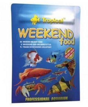 Tropical Weekend Food